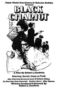 Black Chariot - Movie Poster