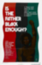 Is the Father Black Enough - Movie Poster