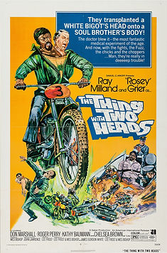 The Thing with Two Heads - Movie Poster