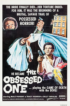 The Obsessed One - Movie Poster