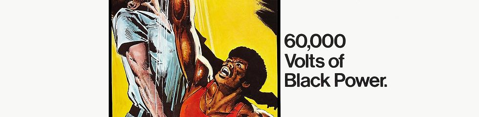 Black Street Fighter The - COS Banner NE