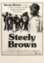 Steely Brown (1976) - Movie Poster