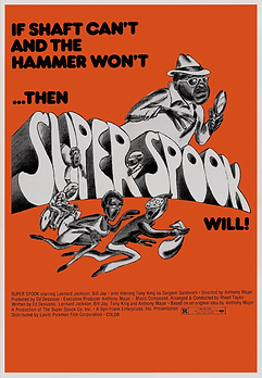 Super Spook Movie Poster