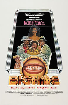 Big Time - Movie Poster