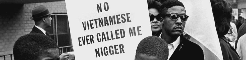 No  Vietnamese Ever Called Me Nigger - C
