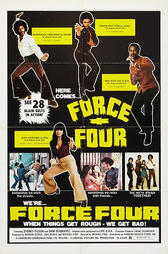 Force Four - Movie Poster