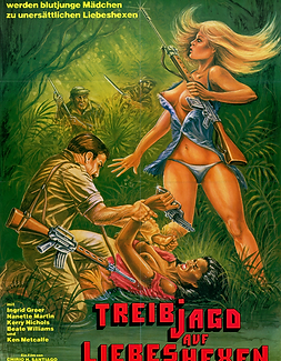 Women of Hell's Island - Movie Poster