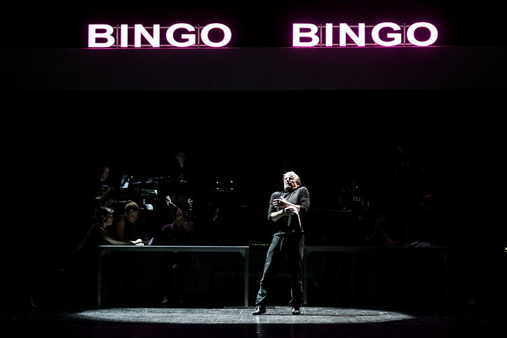 bingo project seniors