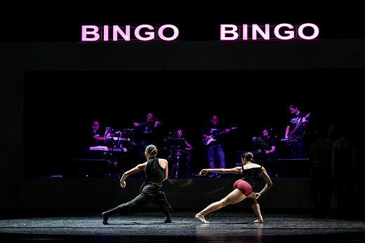 bingo project dancers