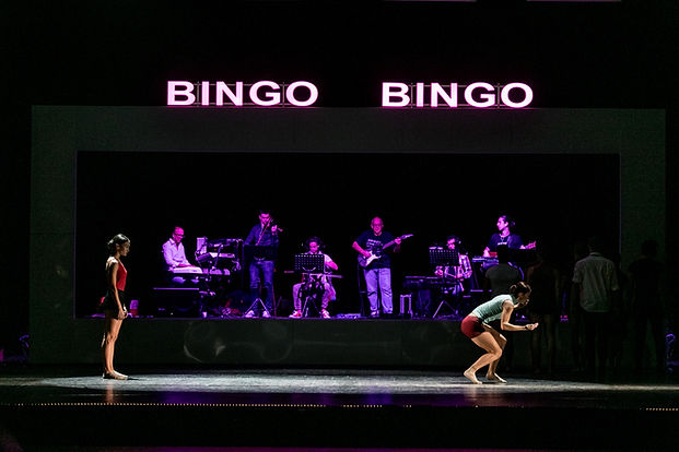 bingo symphony orchestr