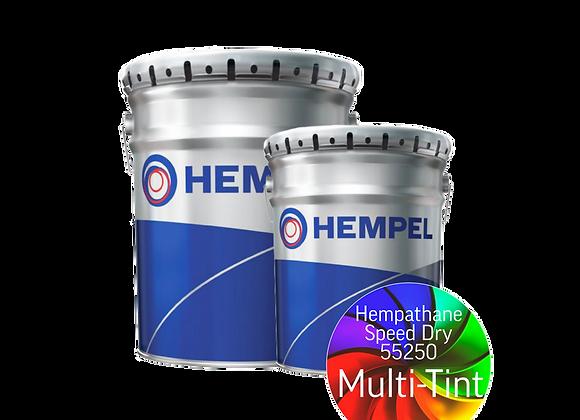 Hempathane Speed-Dry Topcoat 250 краска полиуретановая 20,0 л (А+В=17,2+2,8)
