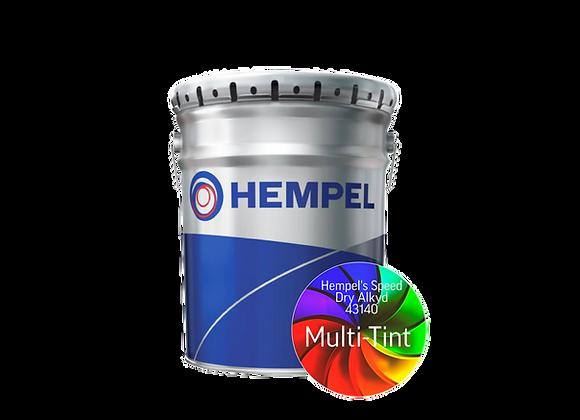 Hempel's Speed Dry Alkyd 43140 краска алкидная 20,0 л (28,0 кг)