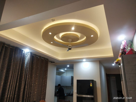 Interior Decorator & False Ceiling Designer