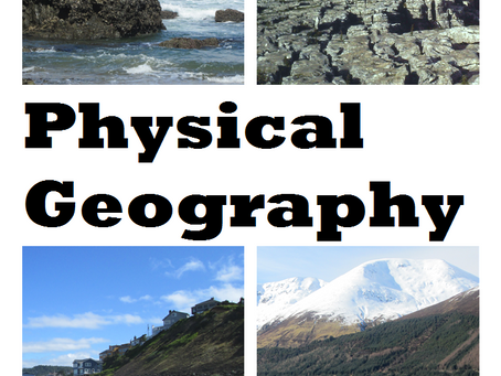 NEW ebook published on Physical Geography