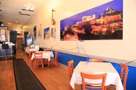 Come to Papaspiros for an Excellent Experience this Evening!