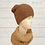 Thumbnail: Slouch Hat, Cowl, and Wrist warmers