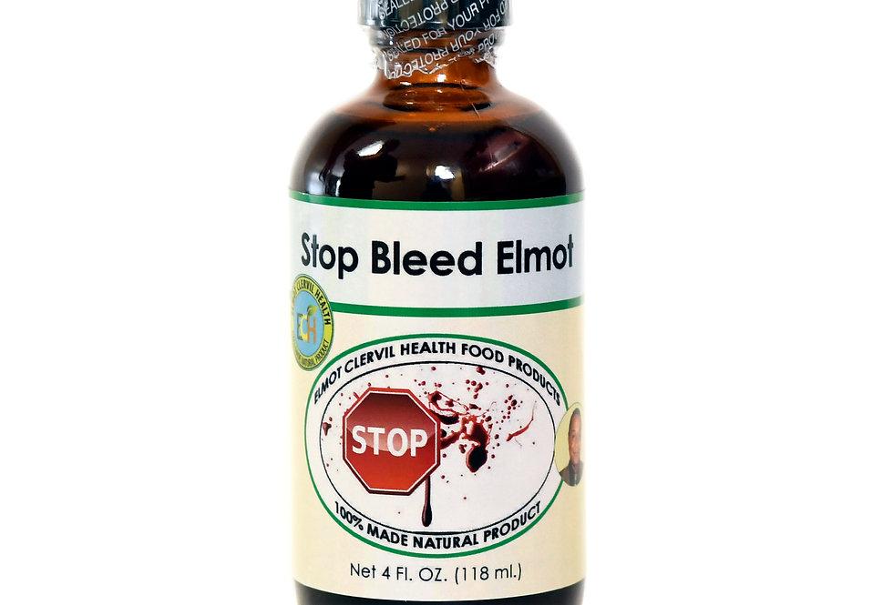 STOP BLEED ELMOT - 4 OZ - STOPBLEED