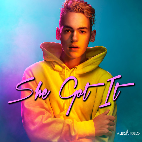 SHE GOT IT is NOW AVAILABLE EVERYWHERE!