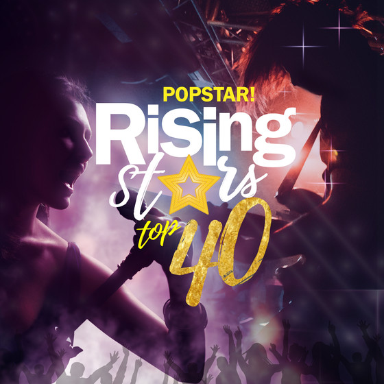 Alex Angelo is the POPSTAR MAGAZINE RISING STAR!