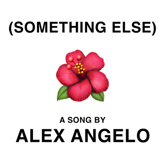 New Song SOMETHING ELSE now available on YOUTUBE and SOUNDCLOUD