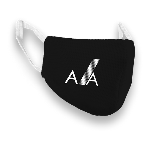 Black Alex Angelo Mask