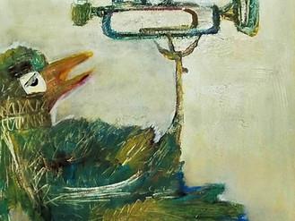 Mahua Ray : Abstract Impressionist