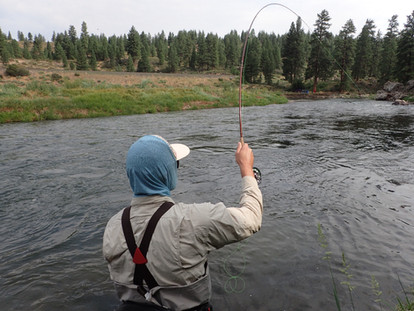Truckee River Fly Fishing Trip