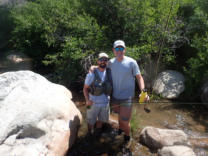 Fly Fishing on the Truckee River