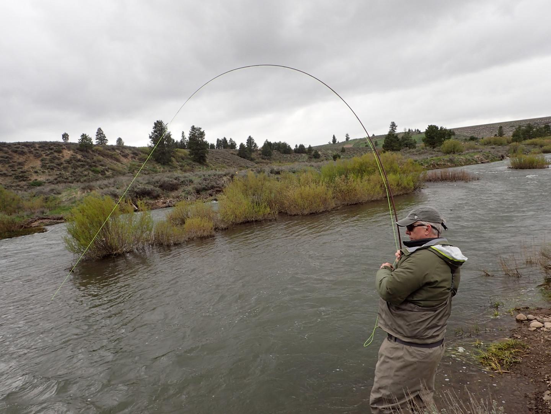 Fly Fishing on Prosser Creek