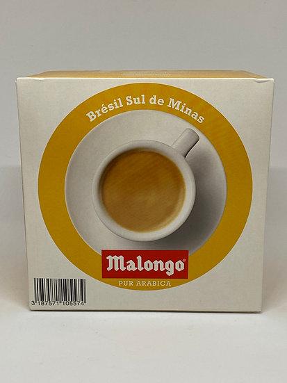 Bresil Sul de Minas Malongo Coffee Pods
