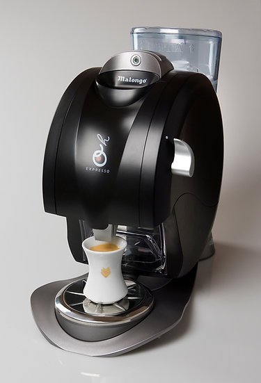 Malongo Oh Espresso Coffee Machine (Automatic)
