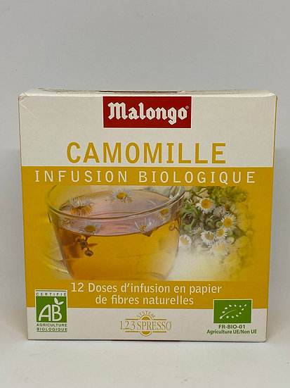 Chamomile Malongo Tea Pods