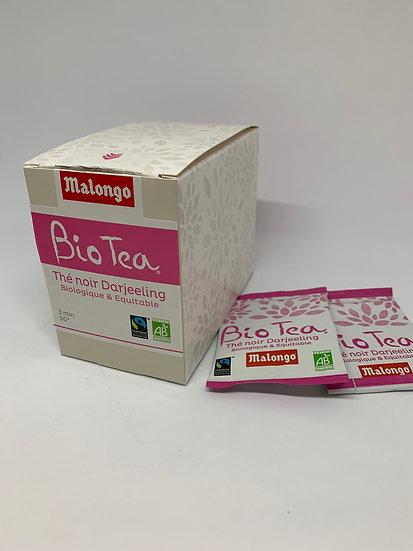 Malongo Organic & Fair-trade Tea - Darjeeling