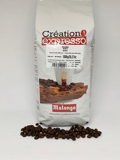 Malongo Ristretto Coffee Beans