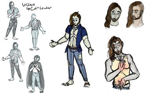 Elijah - Sketches