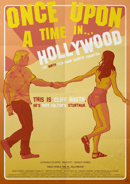 Once Upon A Time in Hollywood - Cliff Booth