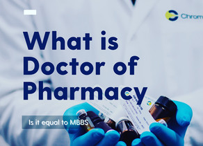 What is Doctor of Pharmacy?