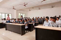Gallery Type Classrooms