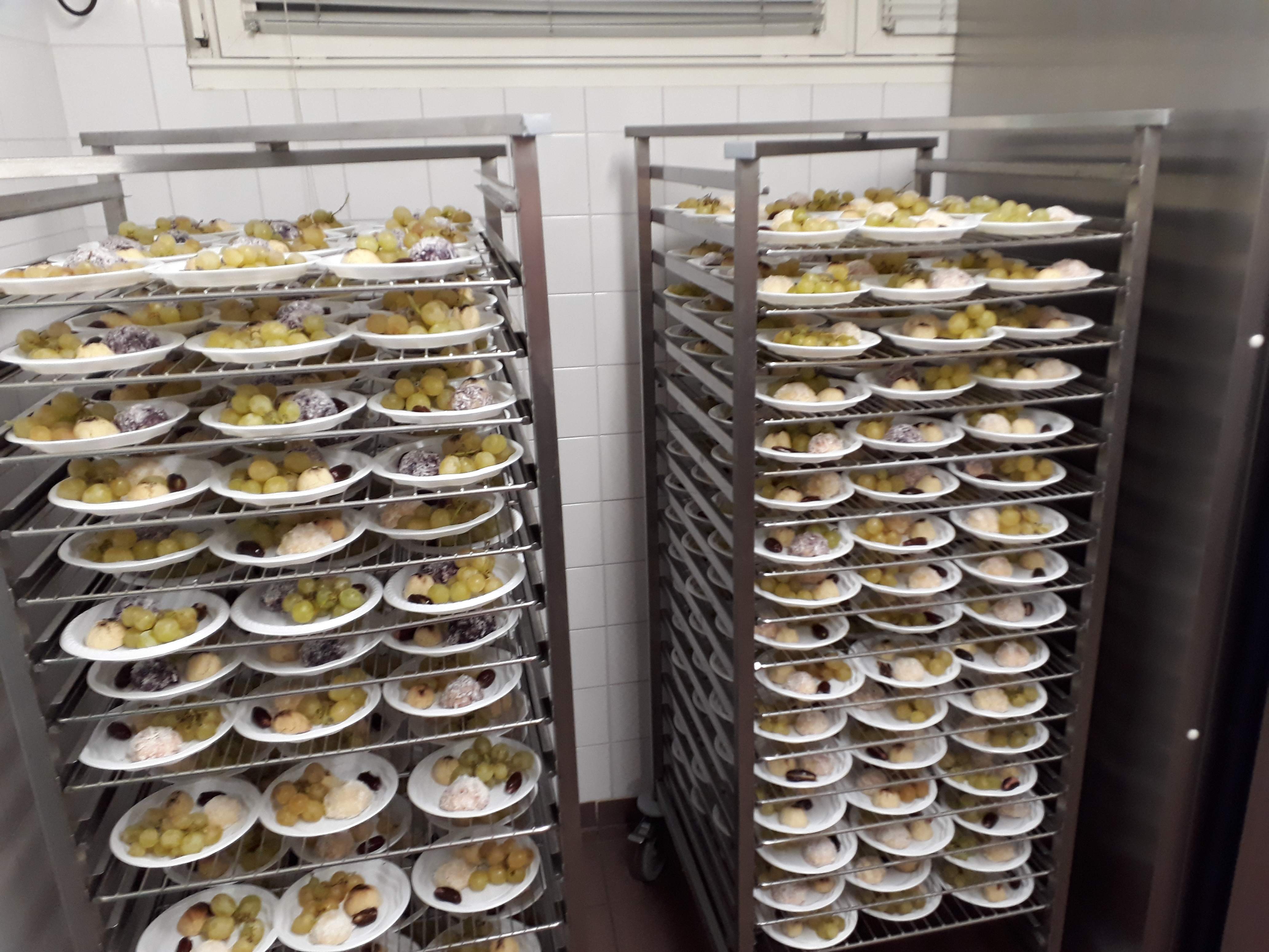 3 nov, 330 assiettes dessert