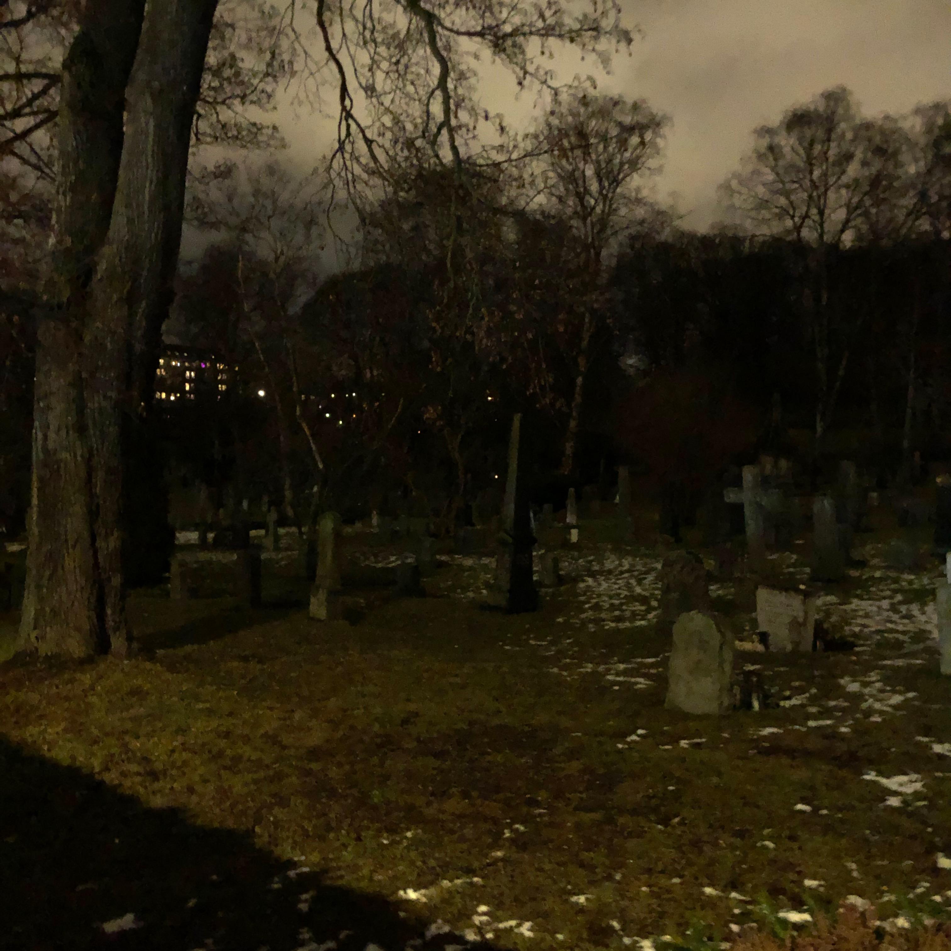 Series: Graveyard