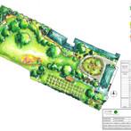 Zahradně architektonické řešení