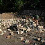 Opěrné kamenné zídky