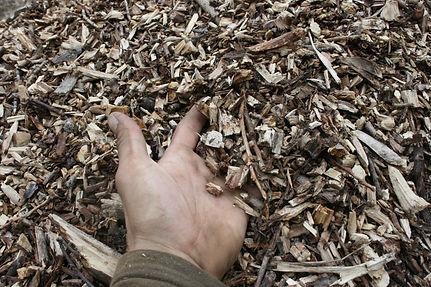 prodej dřevní štěpky