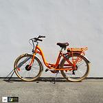 Vélo électrique - Les Frères Complices .