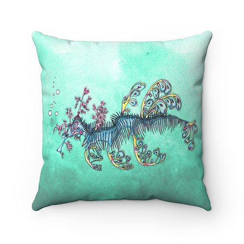Chitali Sea Dragon marine water ocean fish Pillow