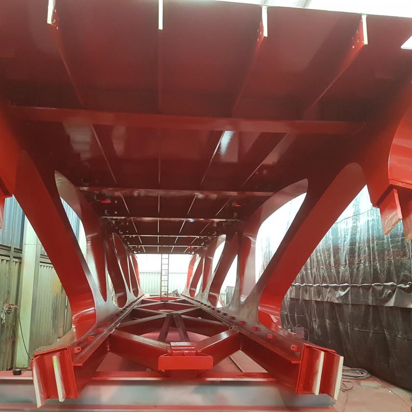 Tirohanga Whanui Bridge