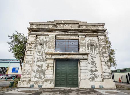 Saving a historic substation from demolition