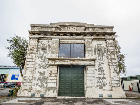 Saving a historic substation from demolition