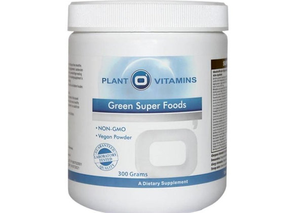 GREEN SUPER FOODS Plantovitamins