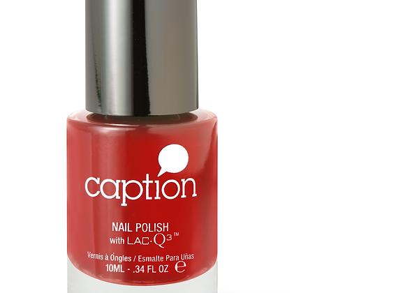 Caption Nailpolish Turn it up
